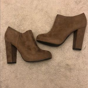Nine West Heeled Booties-Offer/Bundle to Save